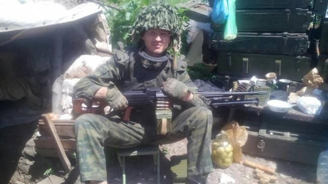 Tribunal da Bielorrússia condenou um cidadão da República da Bielorrússia que lutou pelo DPR