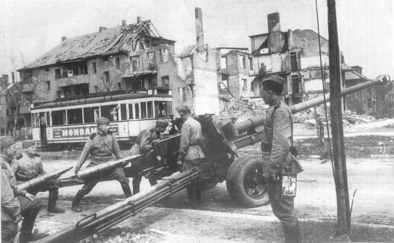 Рассказы об оружии. 100-мм полевая пушка БС-3