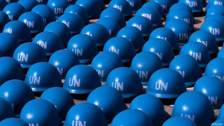Qui crie à propos de Poutine et des Casques bleus dans le Donbass? Faites une pause!