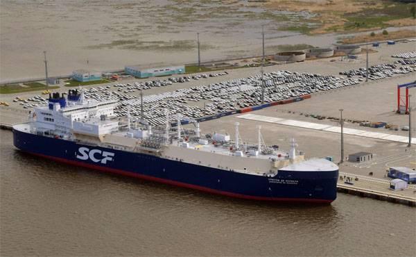 ガスプロムはアフリカへのLNG出荷を交渉した