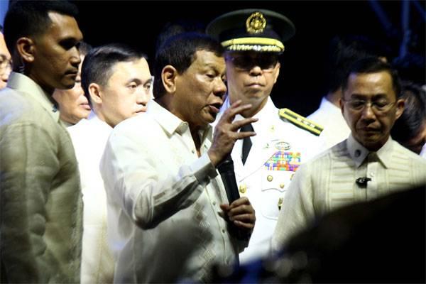 フィリピンはロシアの武器を購入し始める