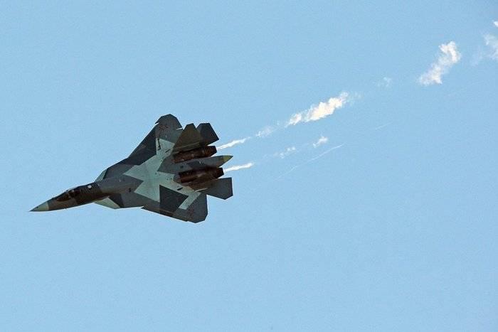 新しいエンジンを搭載した最初のSu-57フライトのタイミングが知られるようになりました。