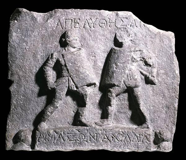 Gladiadores ... mulheres!
