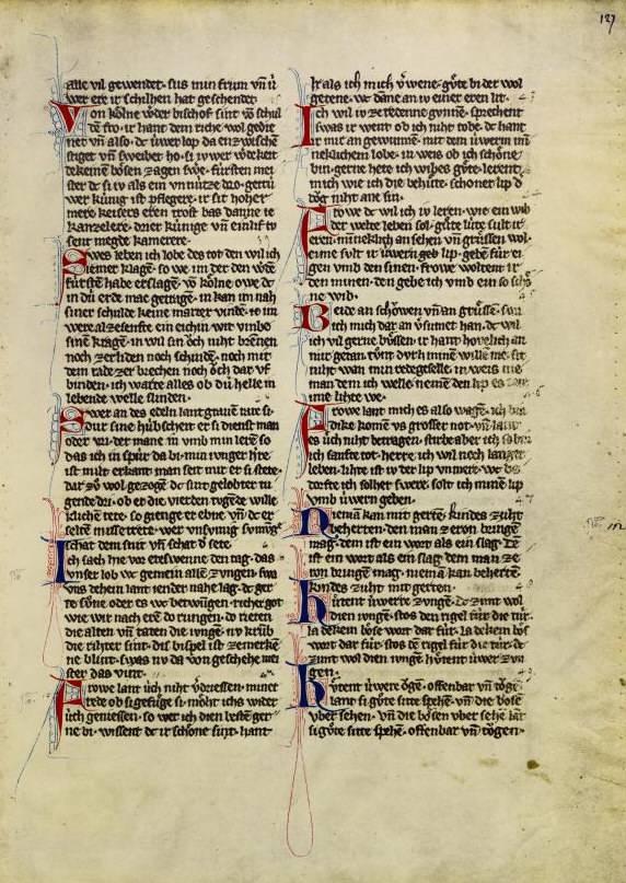 Manesa代码 - 作为十四世纪初骑士装备历史的说明性来源