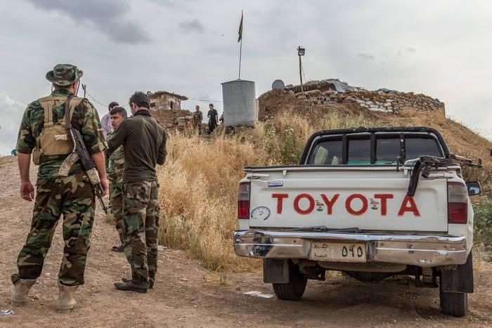 Irak está listo para desplegar tropas en la región de Kirkuk ocupada por los kurdos