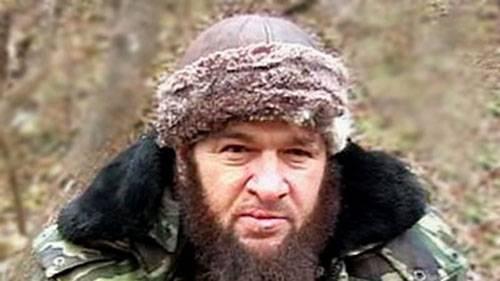 イングーシで、テロリストDoku Umarovの埋葬地を見つけた