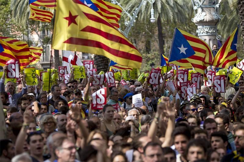 Médias: l'Abkhazie est prête à reconnaître l'indépendance de la Catalogne