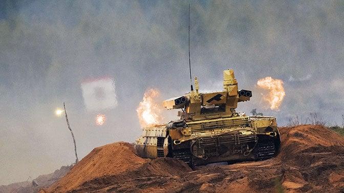De la víbora a los terminadores: lo que será el último BMPT ruso