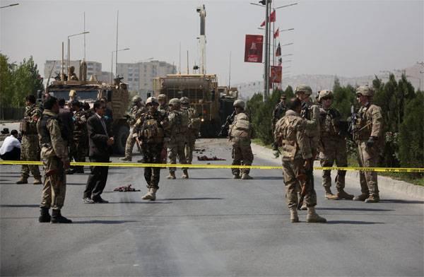"""Aviões dos EUA novamente """"perderam"""" no Afeganistão"""