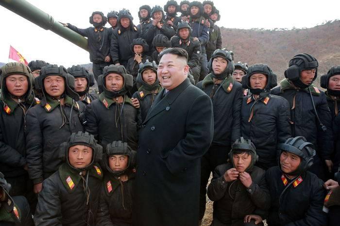 ЦТАК: граждане КНДР готовы добровольно вступить в армию, чтобы противостоять США