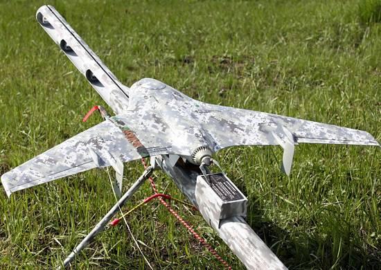 Sobre os ensinamentos das Forças de Mísseis Estratégicos, pela primeira vez drones são amplamente utilizados