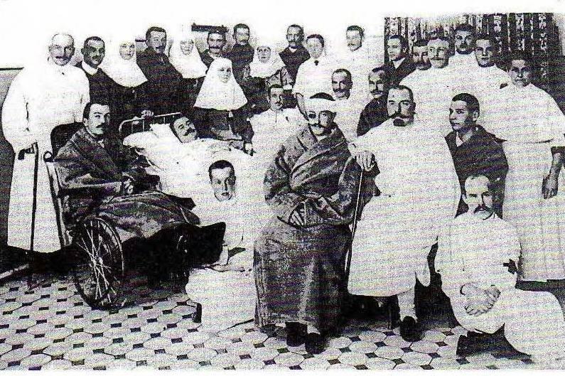 Crimeans a serviço da pátria