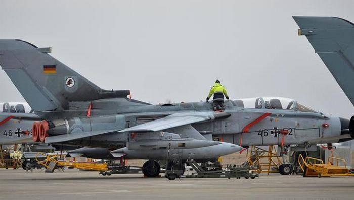 La Bundeswehr retire son contingent de la base turque Incirlik