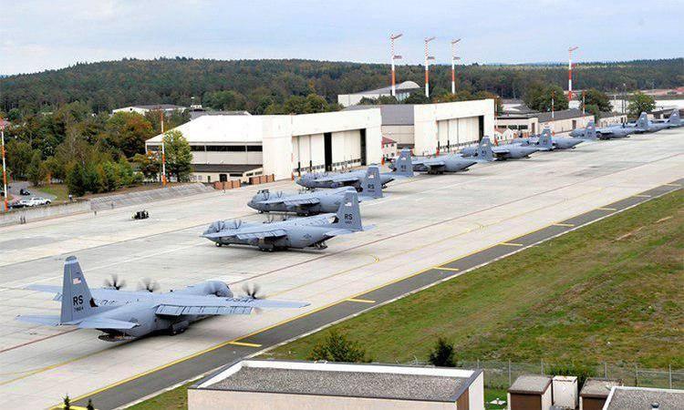 Германия навсе 100% вывела собственный контингент савиабазы Инджирлик вТурции