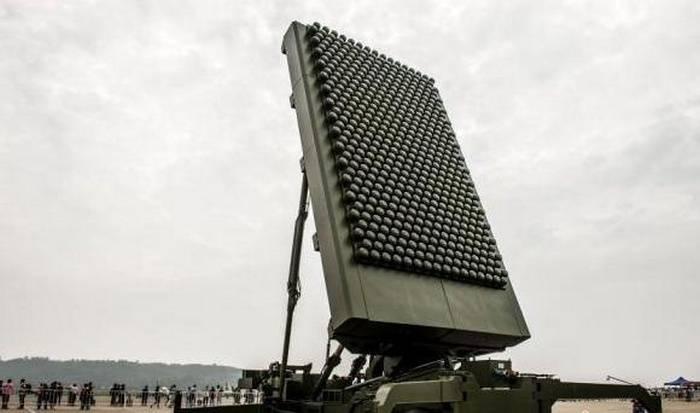 China anunciou a criação de um radar capaz de detectar aeronaves invisíveis