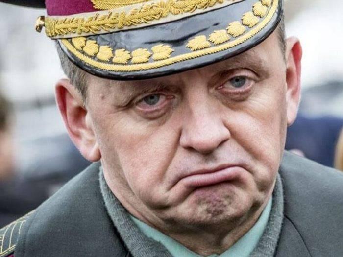 Muzhenko a rejeté les accusations de Turchinov