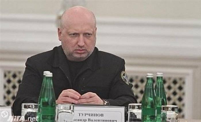 Turchinov anunciou a suspensão do fornecimento de armas ao Sudão do Sul