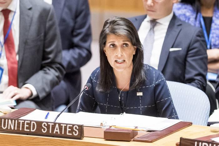 Haley: EUA insiste em inspecções da AIEA das instalações militares do Irã