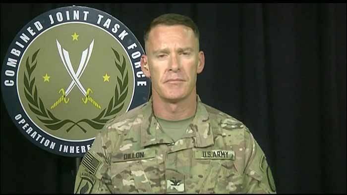 Le Pentagone a annoncé la défaite de l'IG * sur tous les fronts
