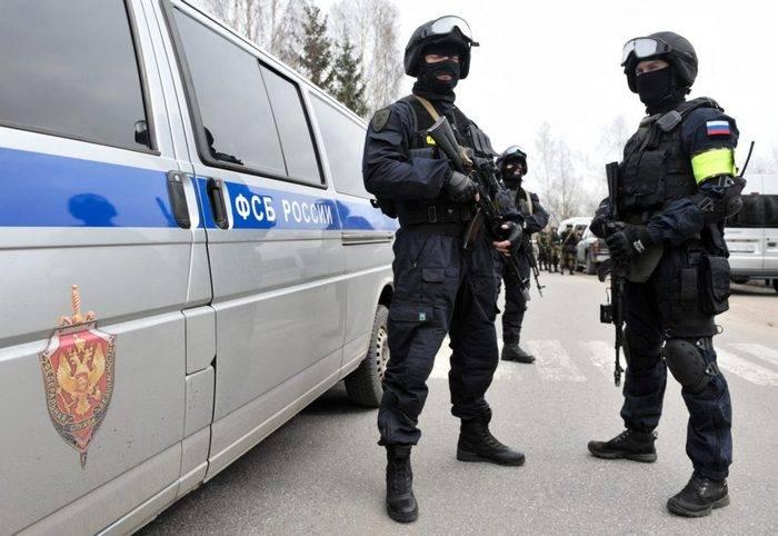 FSB deteve espiões ucranianos na Crimeia
