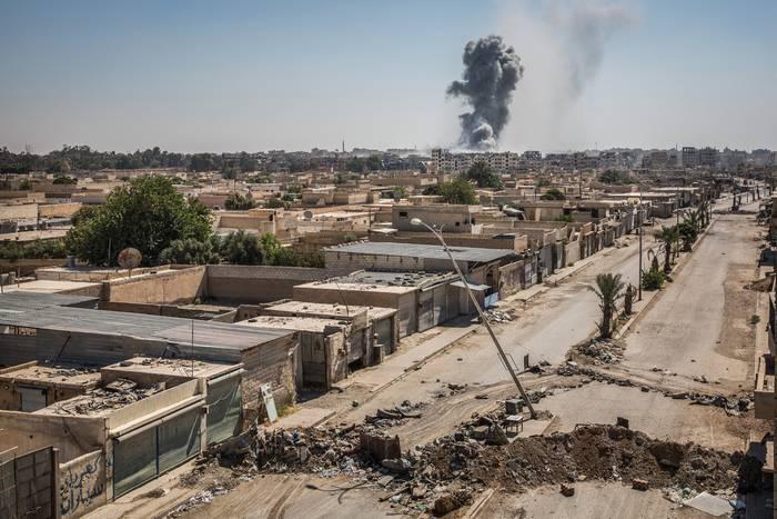 МИД РФ пообещал жестко отводить попытки США тормозить ликвидацию терроризма в Сирии