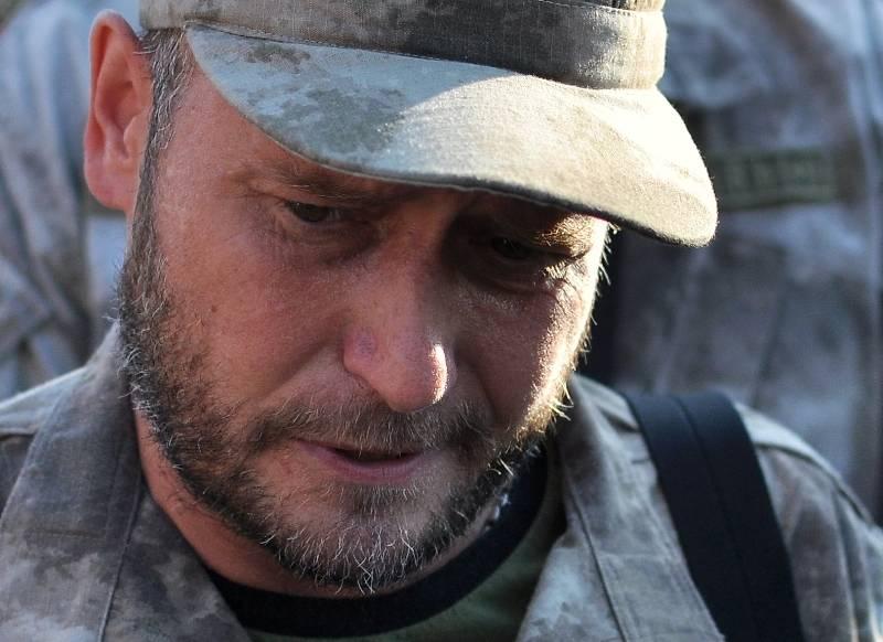 """Yarosh: en lugar de hacer """"Minsk"""", tienes que ir y """"limpiar todo lo desagradable"""" en el Donbass"""