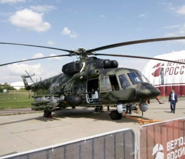 """Adaptação de metralhadoras """"Kord"""" permitiu instalá-los em helicópteros"""