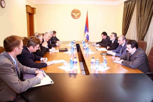 Michigan (EUA) reconheceu a independência de Nagorno-Karabakh