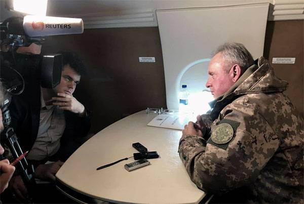 Muzhenko: No todas las unidades rusas dejaron Bielorrusia
