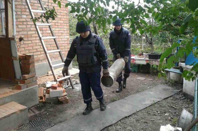 Lutsenko:倉庫での爆発の原因 - 起爆装置