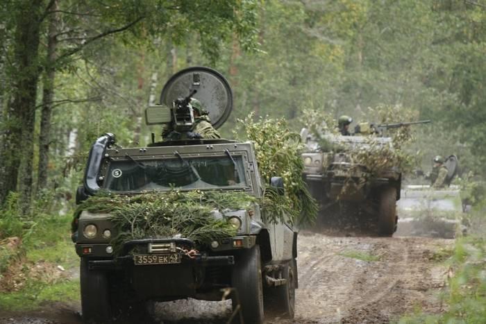 O Ministério da Defesa comentou as declarações de Kiev sobre as tropas russas na Bielorrússia