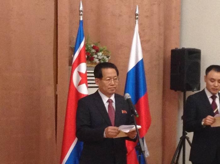 Посол КНДР в Москве пригрозил США ядерным оружием