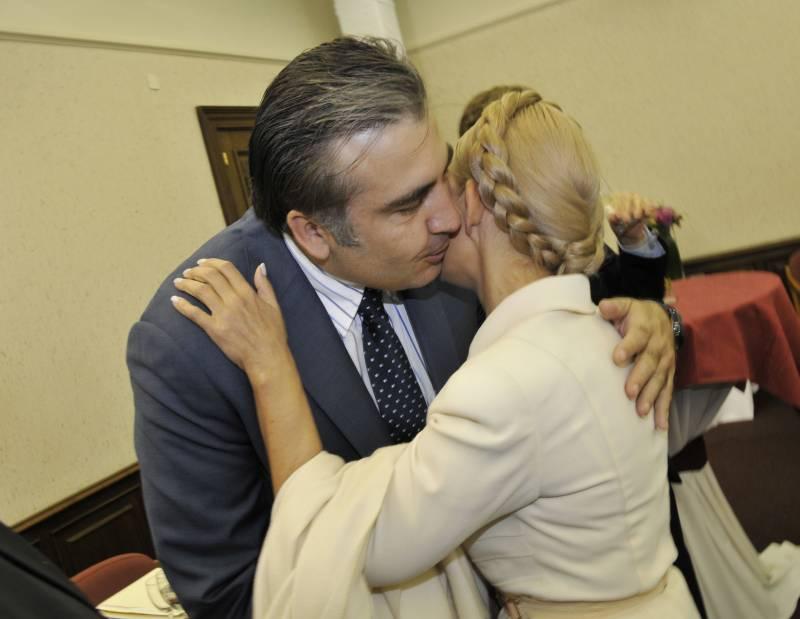 От возвращения Саакашвили на Украину больше всего выигрывает Москва