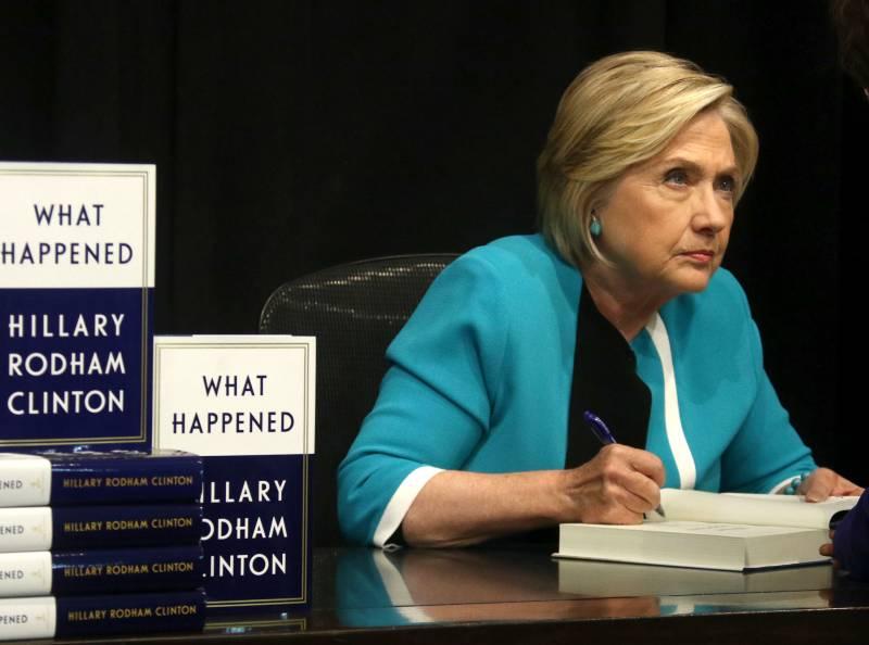 Хилари Клинтон заявляет о личной враждебности Путина к ней