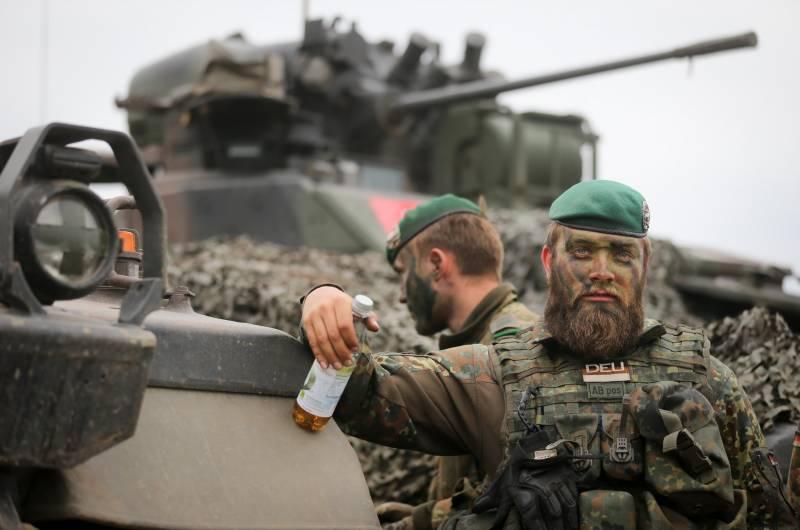 В этом году НАТО провела в Европе около 50 учений