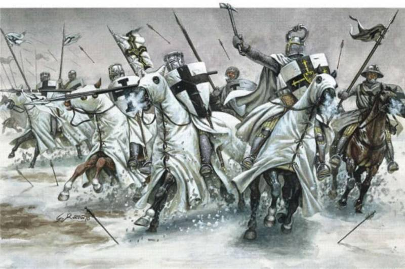 a comparison of the northern crusades with the eastern crusades The northern crusades: how the crusades changed history places you in the hands of a historian and teacher named one of the best both eastern crusades.