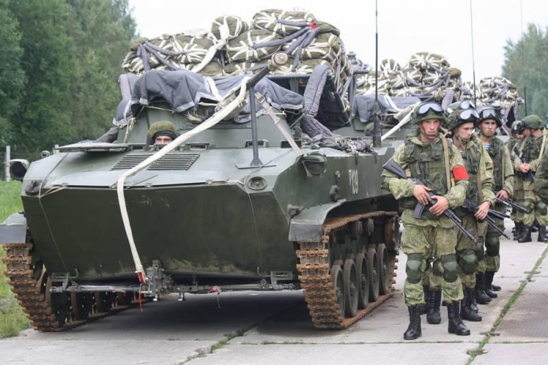 Германские СМИ: Россия слишком слаба для нападения на страны НАТО