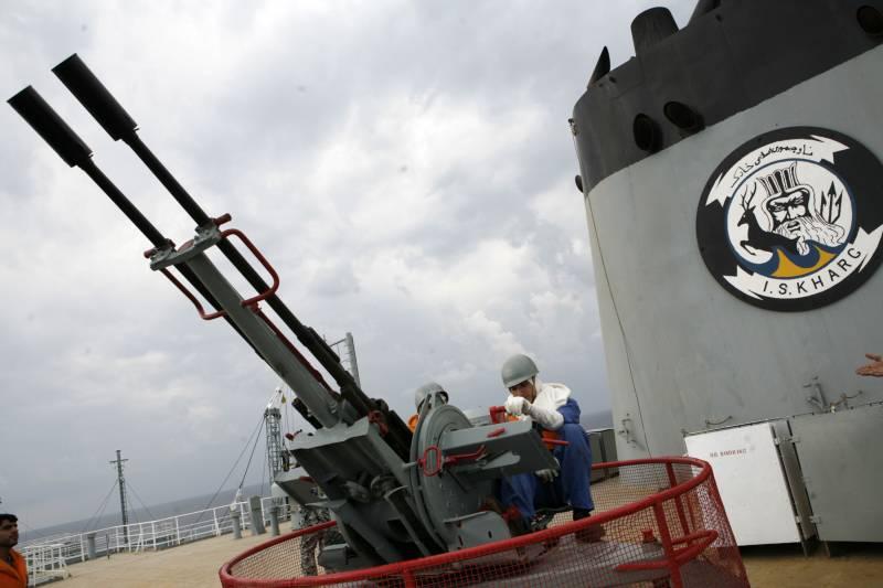 Израиль выступает против создания в САР военно-морской базы Ирана