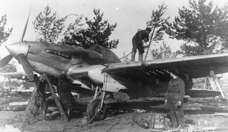 Авиация против танков (часть 1)