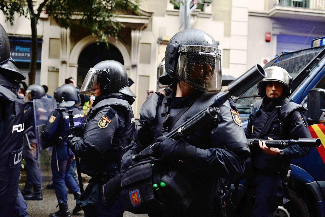 Замглавы Европарламента назвала референдум вКаталонии легитимным