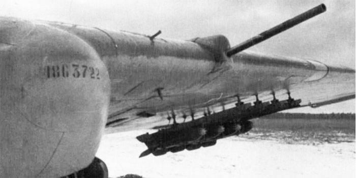 Aviação contra tanques (parte de 2)