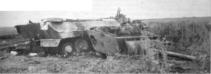 Авиация против танков. Штурмовики Ил-2 (часть 2)