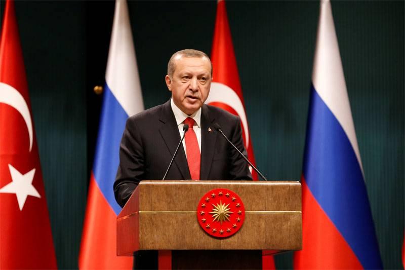 Erdogan: Turquía no necesita ser miembro de la Unión Europea