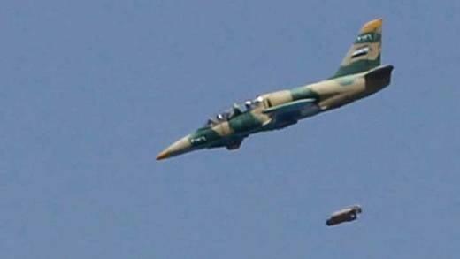 Сирийские пилоты Л-39 вносят достойный вклад в победу над террористами