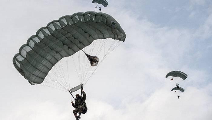 В Бурятии погиб десантник из-за нераскрывшегося парашюта