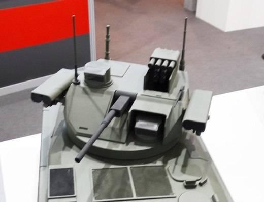 Минобороны закупит БМП-3 с модулем «Эпоха»