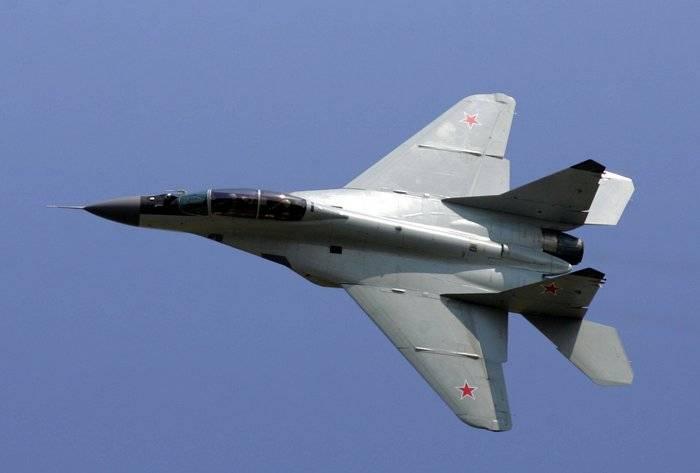 Primeiro MiG-29 para Sérvia vai para Belgrado