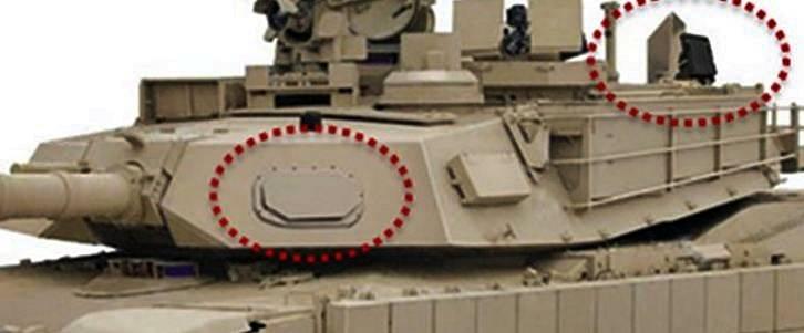 """Amerikan """"Abrams"""" aktif koruma kompleksleriyle donatılacak"""