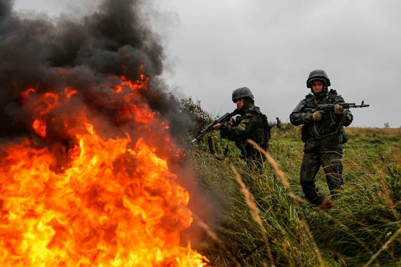 В ВС РФ начинаются контрольные проверки за учебный год   в этом месяце начнутся контрольные проверки которые затронут 100 процентов соединений воинских частей и флотов сообщает пресс служба Минобороны