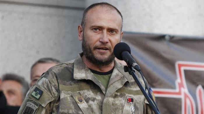Yarosh: As forças de paz da ONU ajudarão a limpar o Donbass